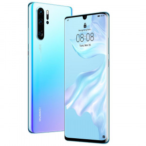 Смартфон Huawei P30 Pro 6/128GB breathing crystal (51093TFX) (Global Version)