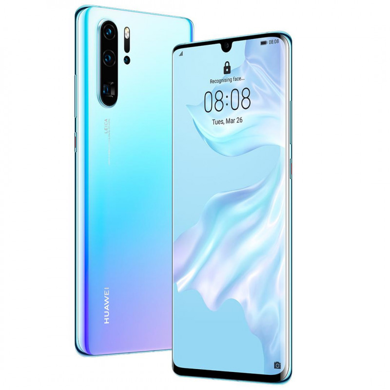 Смартфон Huawei P30 Pro 8/256GB breathing crystal (51093NFS) (Global Version)