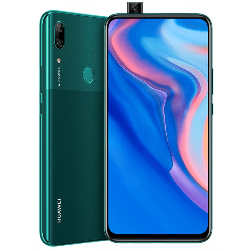 Смартфон Huawei P smart Z 4/64GB emerald green (51093WVK) (UA)
