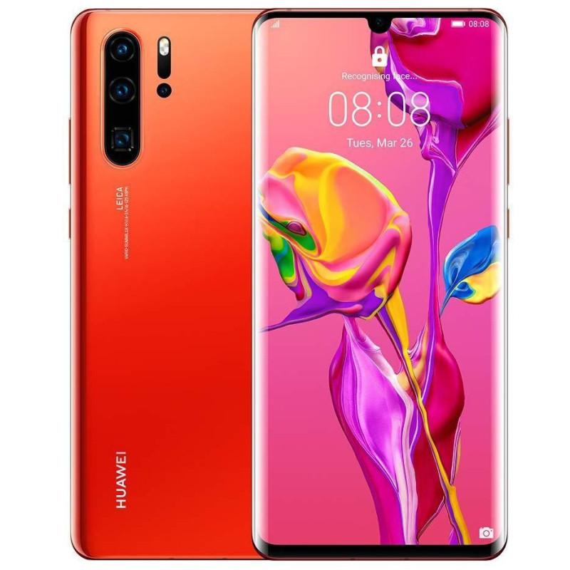 Смартфон Huawei P30 Pro 8/256GB amber sunrise (Global Version)