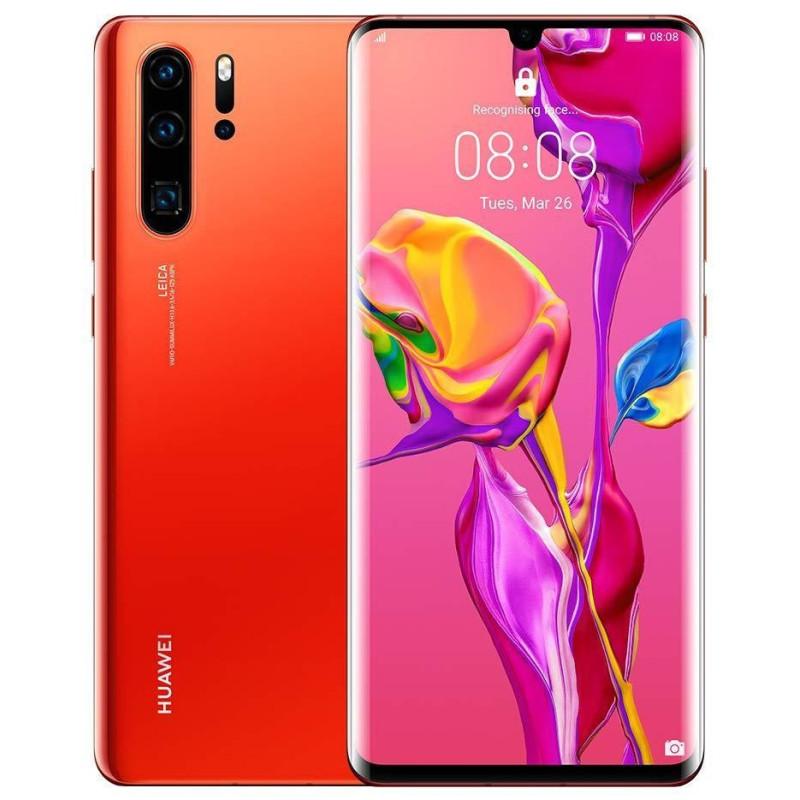 Смартфон Huawei P30 Pro 8/128GB amber sunrise (Global Version)