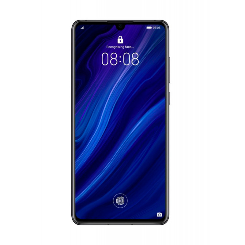 Huawei P30 6/128GB black (51093NDK) (Global version)
