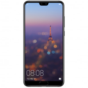 Смартфон Huawei P20 Pro 6/128GB Single Sim black (Global version)