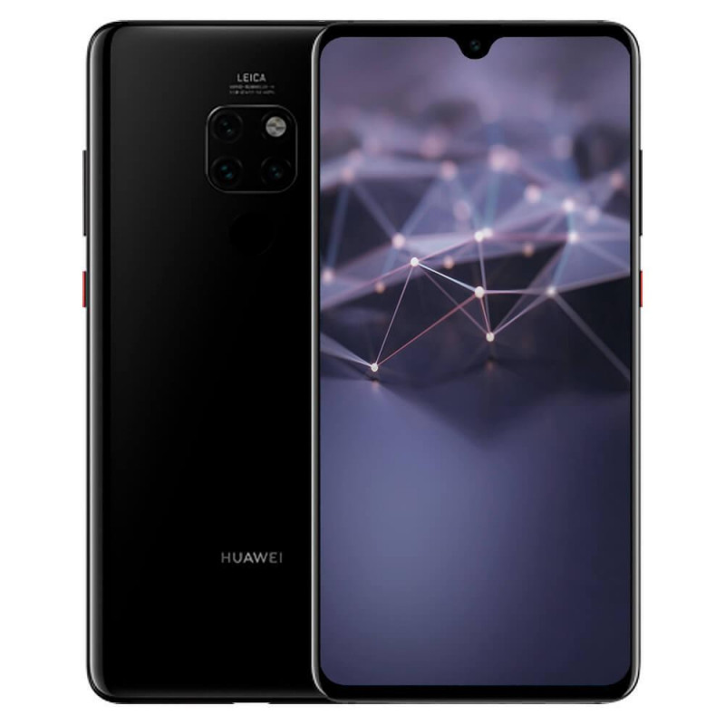 Huawei Mate 20 DS 4/128GB black (Global version)