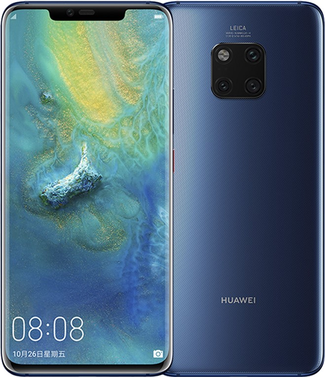 Huawei Mate 20 Pro 6/128GB Midngiht blue (Global version)
