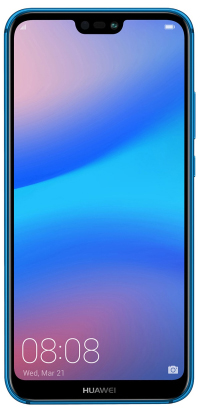 Huawei P20 Lite 4/64GB blue (51092GPR)