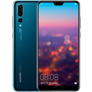 Huawei P20 Pro 6/128GB Single Sim blue