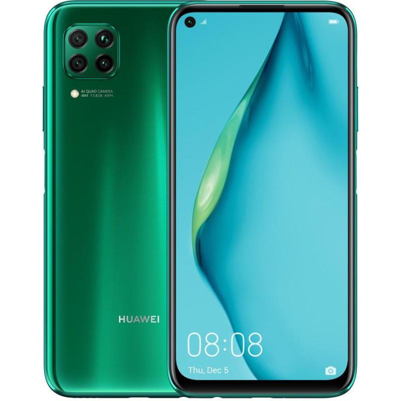 Смартфон Huawei P40 lite 6/128GB Crush green (51095CJX)