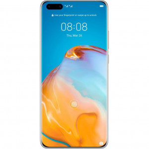 Смартфон Huawei P40 8/128GB Silver frost (51095CAA)