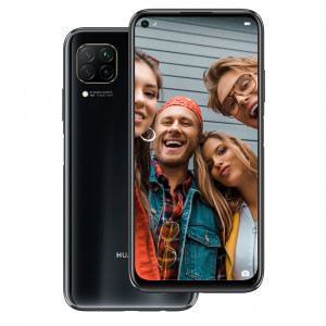 Смартфон Huawei P40 lite 6/128GB Midnight black (51095CJV) (UA)