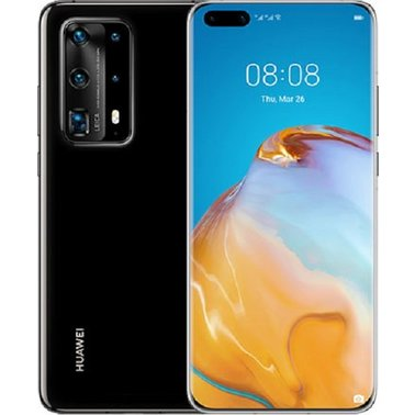 Смартфон Huawei P40 Pro+ 8/512GB Dual black Ceramic (Global)