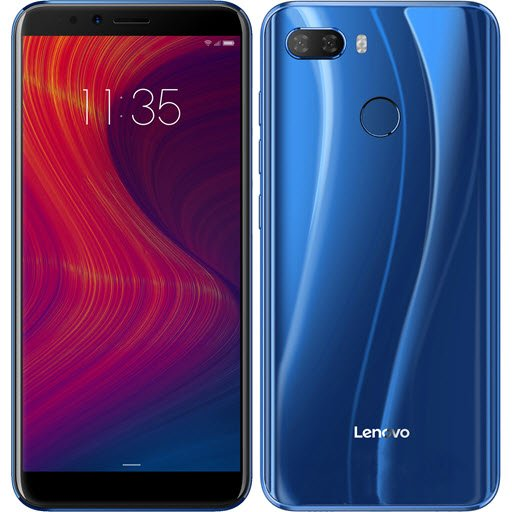 Lenovo K5 3/32GB Play blue (Global version)