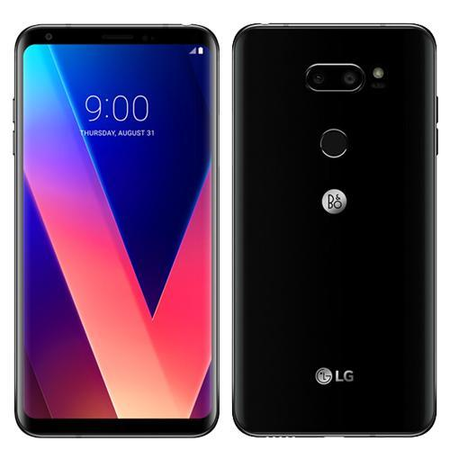 LG V30+ 128GB black (H930DS.ACISBK)