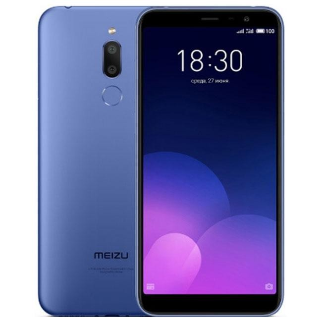 Meizu M6T 3/32GB blue (Global version)