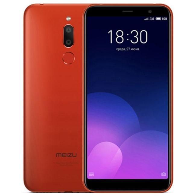 Смартфон Meizu M6T 3/32GB red (Global version)