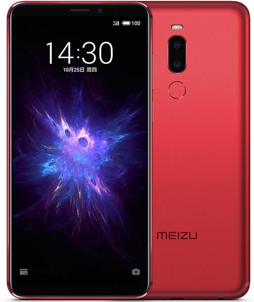 Meizu M8 Note 4/64GB red (Global version)