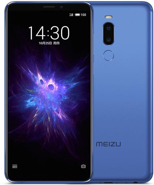 Meizu M8 Note 4/64GB blue (Global version)