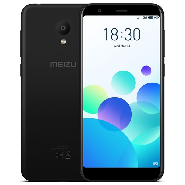 Meizu M8c 2/16GB black (Global version)