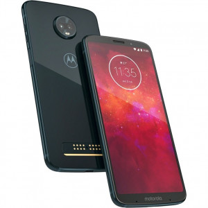 Смартфон  Motorola Moto Z3 Play 4/64GB Deep Indgo (Global version)