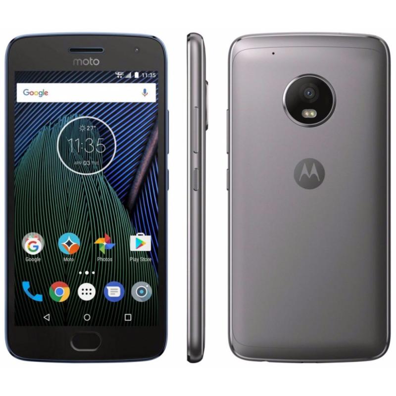 Смартфон Motorola Moto G5 Plus XT1687 32GB Single Sim lunar gray