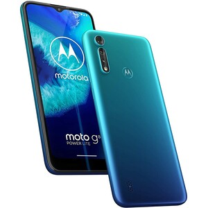 Смартфон Motorola G8 Power Lite 4/64GB Arctic Blue (Global version)