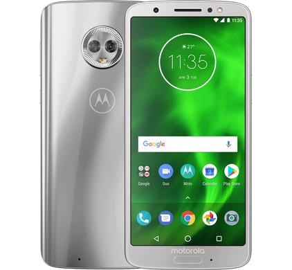 Motorola Moto G6 Plus XT1926-3 4/64GB Dual Sim Silver