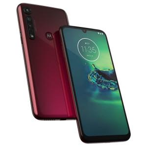 Смартфон Motorola Moto G8 Plus XT2019-1 4/64GB Dual Sim Crystal pink (Global version)