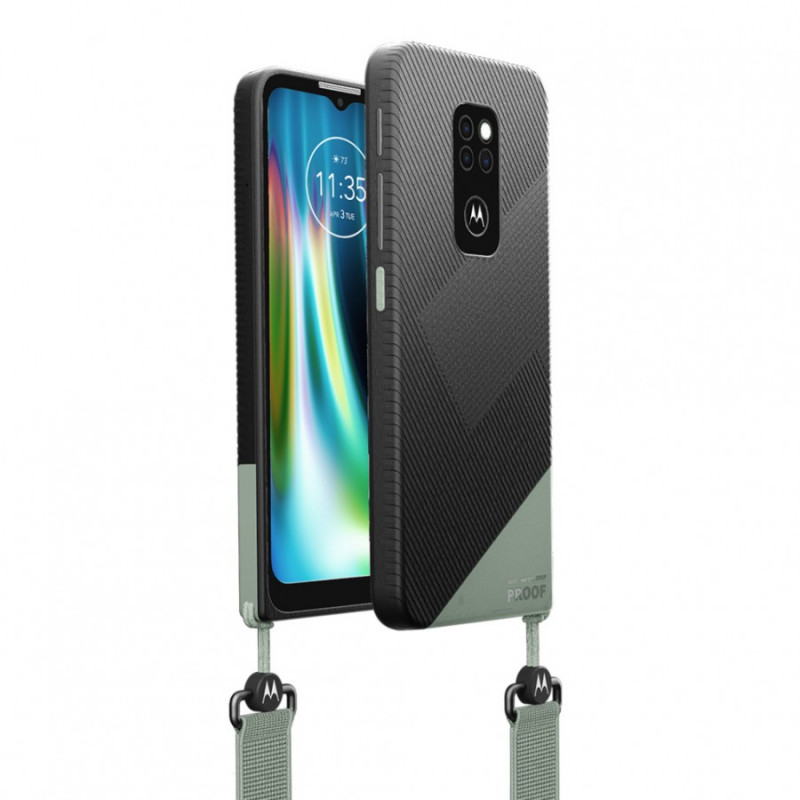 Смартфон Motorola Defy 2021 4/64GB Dual green (EU)