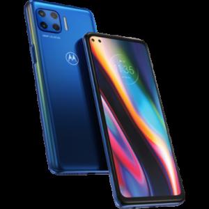 Смартфон Motorola Moto G5 Plus 6/128GB Dual Sim 5G XT2075-3 blue (Global version)