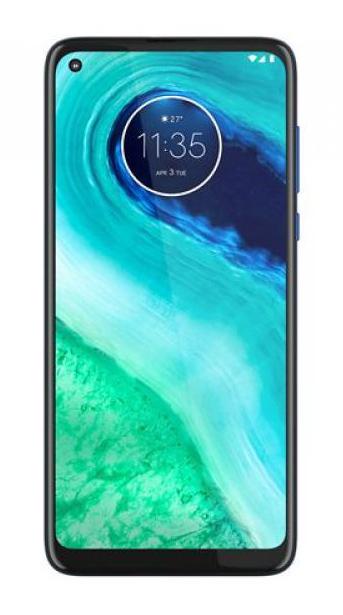 Смартфон Motorola Moto G8 4/64GB XT2045-2 (PAHL0010RS) blue (Global version)