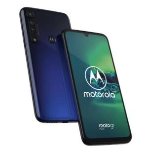 Смартфон Motorola Moto G8 Plus XT2019-1 4/64GB Dual Sim Cosmic blue (Global version)