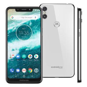 Смартфон Motorola Moto One XT1941-4 4/64GB Dual Sim White