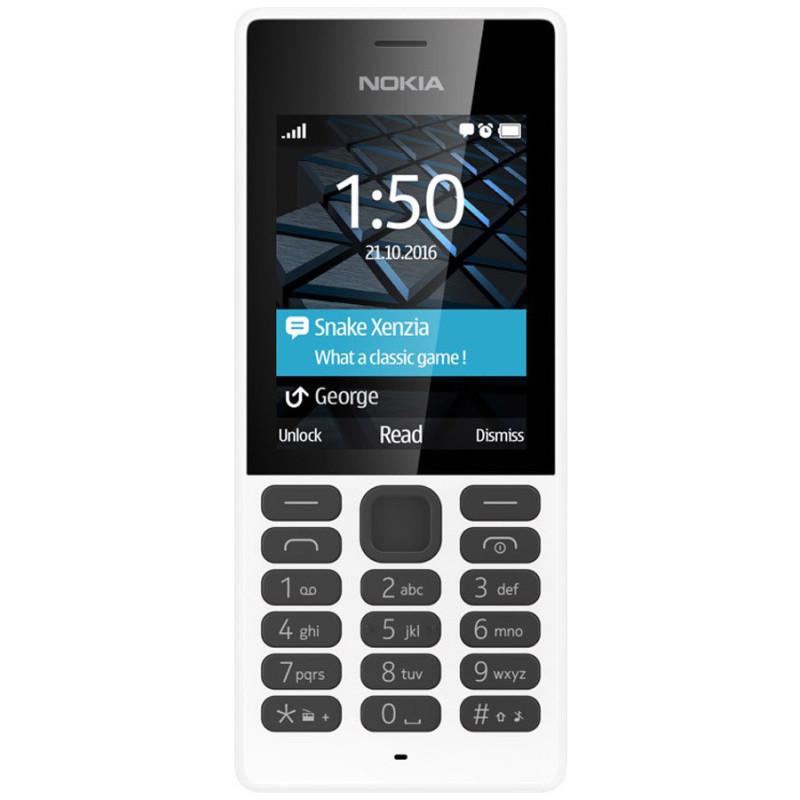 Мобильный телефон Nokia 150 white (UA)