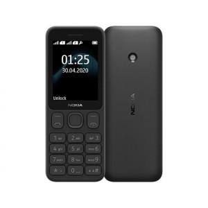 Мобильный телефон Nokia 125 Dual SIM black (UA)