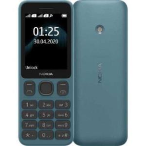 Мобильный телефон Nokia 125 Dual SIM blue (UA)