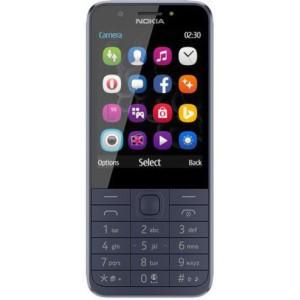 Мобильный телефон Nokia 230 Dual blue (16PCML01A02) UA