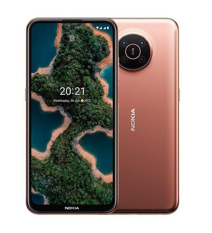 Смартфон Nokia X20 8/128GB Midnight sun (EU)