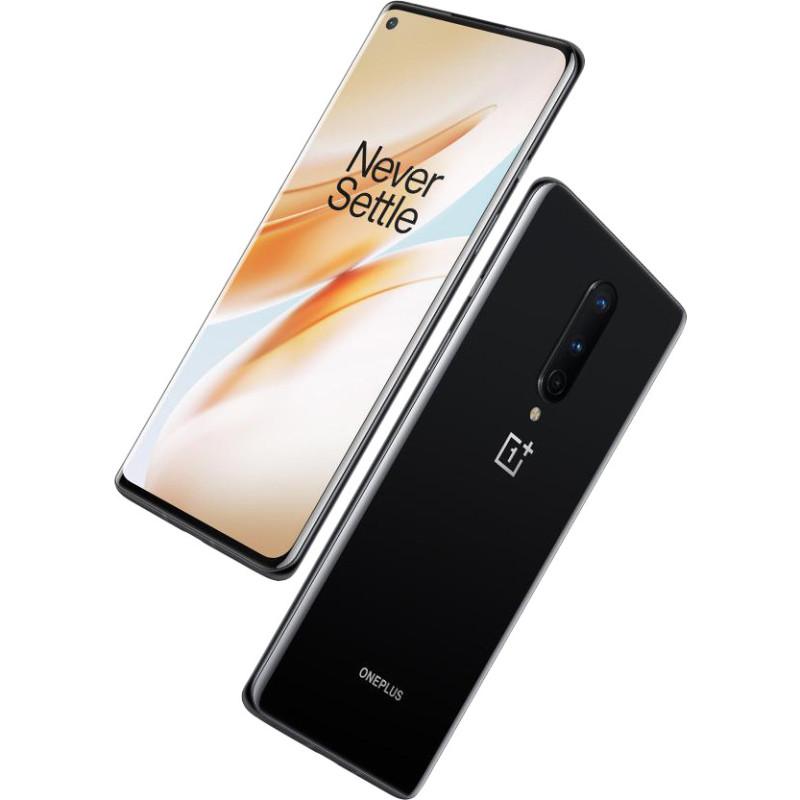 Смартфон OnePlus 8 12/256GB Onyx black