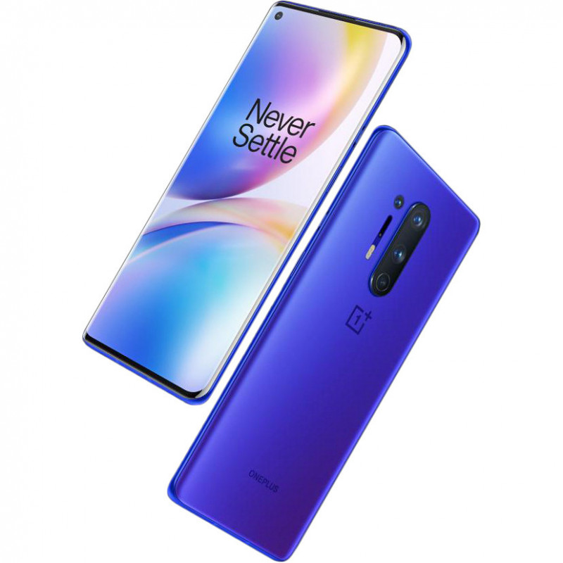Смартфон OnePlus 8 Pro 12/256GB Ultramarine blue (Global)
