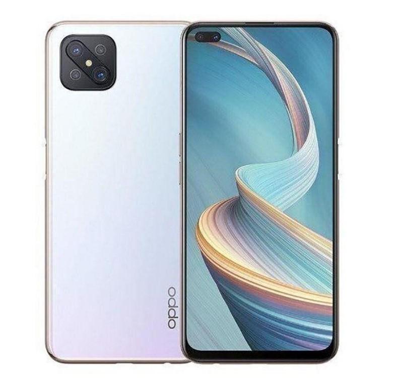 Смартфон Oppo Reno4 Z 5G 8/128GB white (Global)