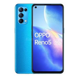 Смартфон OPPO Reno5 5G 8/128GB Azure blue (EU)