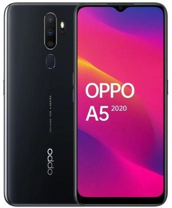 Смартфон Oppo A5 2020 3/64GB black (UA)
