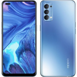 Смартфон OPPO Reno4 5G 8/128GB Galactic Blue (Global)
