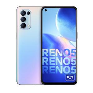 Смартфон OPPO Reno5 5G 8/128GB Galactic silver (EU)