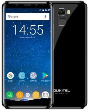Oukitel K5000 black