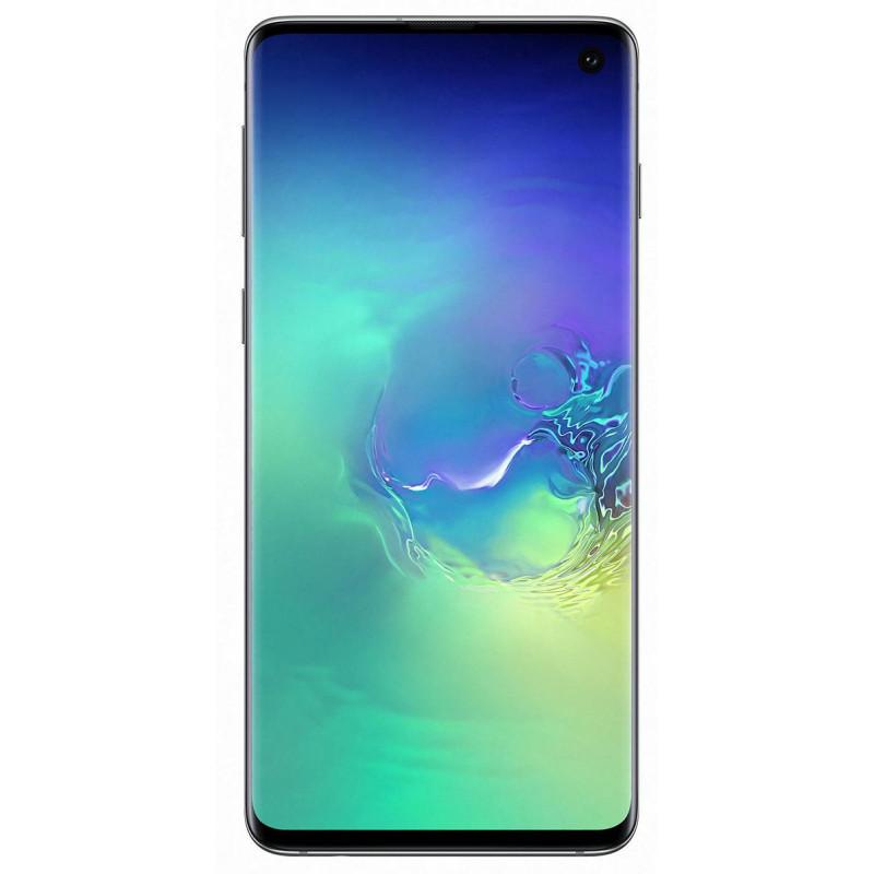 Смартфон Samsung Galaxy S10 SM-G973 DS 512GB green