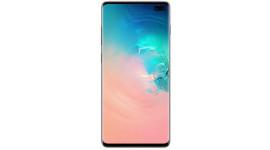 Смартфон Samsung Galaxy S10 Plus SM-G975 DS 128GB white (SM-G975FZWD)