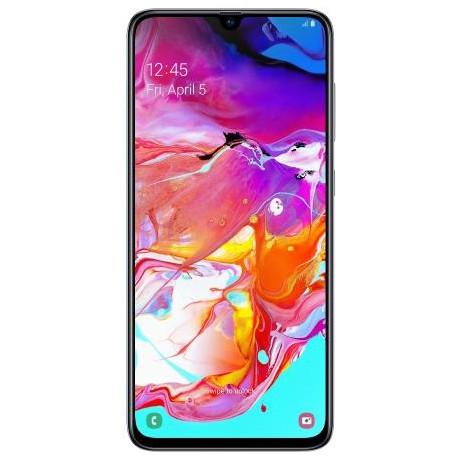 Смартфон Samsung Galaxy A70 2019 SM-A705F 6/128GB white (SM-A705FZWU) (EU)