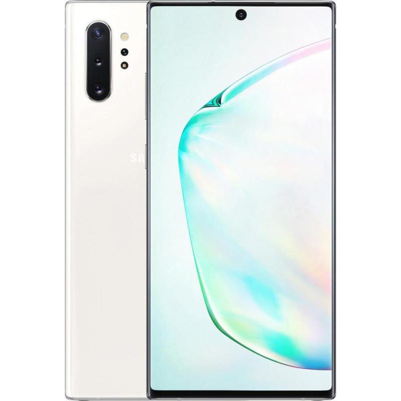 Смартфон Samsung Galaxy Note 10 Plus SM-N975F 12/256GB White (SM-N975FZWD)