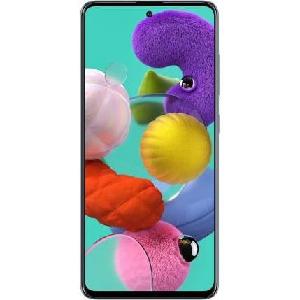 Смартфон Samsung Galaxy A51 2020 4/64GB blue (SM-A515FZBU) (UA)